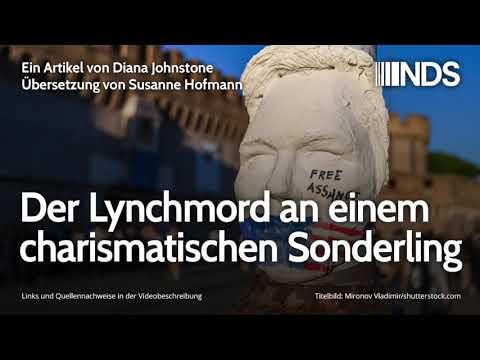 Der Lynchmord an einem charismatischen Sonderling | Diana Johnstone | 11.11.2019