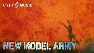 """New Model Army """"End Of Days"""" Official Music Video - New album """"From Here"""" out August 23rd"""