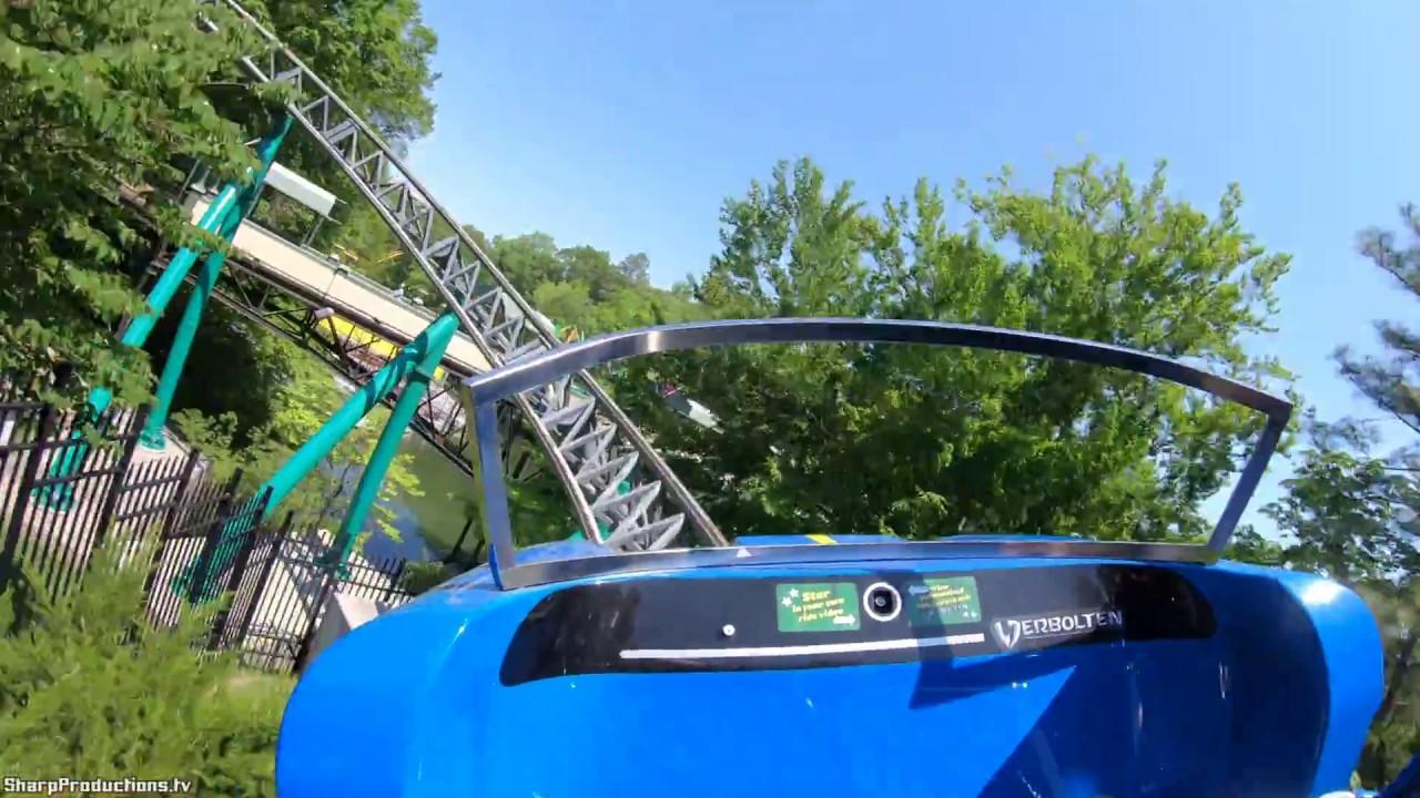 Verbolten (4K On-Ride) Busch Gardens Williamsburg