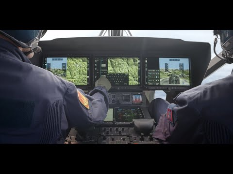 FlytX avionics suite for helicopters: the new way of flying - Thales
