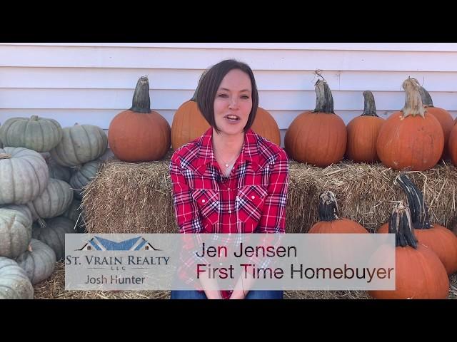 Josh Hunter Buyer Testimonial - Jen tells about purchasing a home in Longmont, Colorado