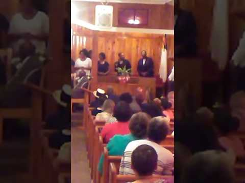 Wait on the lord (Joann Moore and the Mt.Zion Missionary Baptist Church