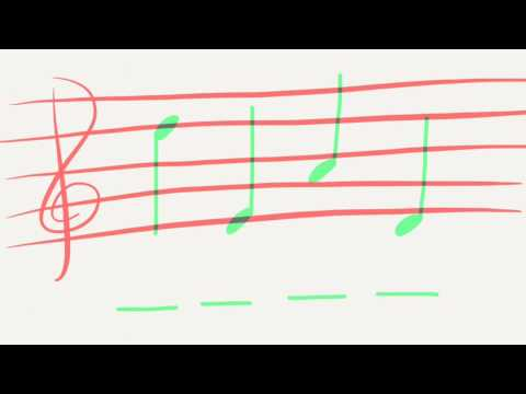 Musical Spelling Treble Clef