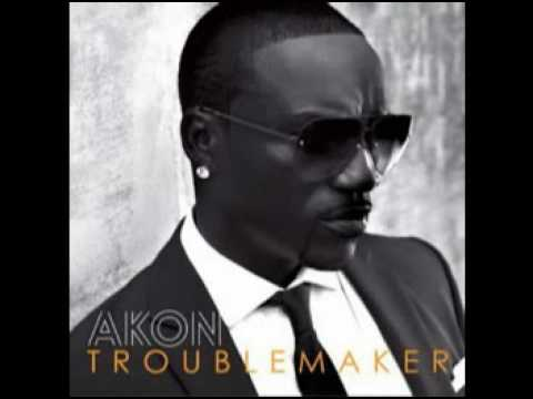 Akon - Troublemaker 192kbps + Download link