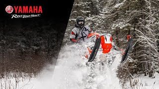 2021 Yamaha Sidewinder X-TX SE