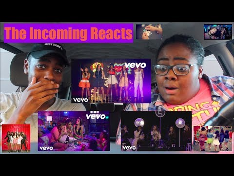 OLD FIFTH HARMONY MUSIC VIDEOS! | RE-REACTION