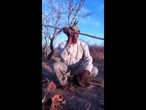 "Copy of San Bushman Khoisan ""click"" language"