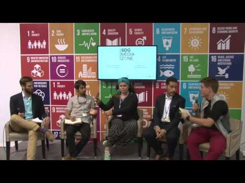 Solution Hour. The Future Is Now: Youth Taking Climate Action