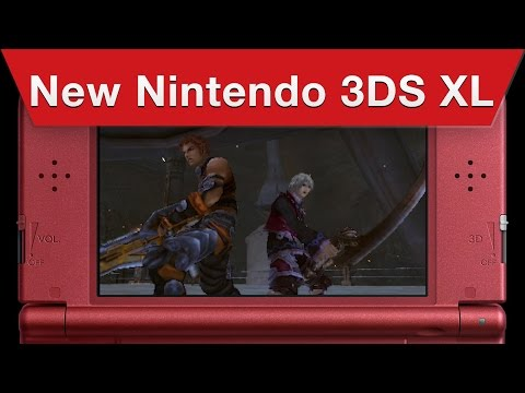 New Nintendo 3DS XL - Xenoblade Chronicles 3D Accolades Trailer