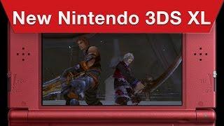 new nintendo 3ds xl xenoblade chronicles 3d accolades trailer