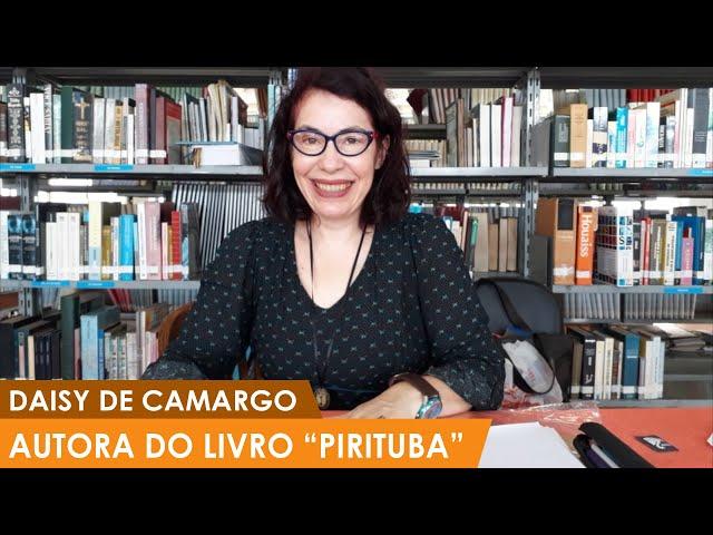 [Áudio] Entrevista com Daisy de Camargo, autora do livro Pirituba