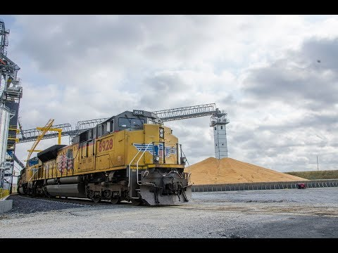 MFA's New Rail-Shuttle Facility in Hamilton, Missouri