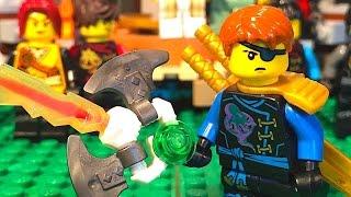 LEGO NINJAGO Piracy! Episode 14 - Freedom - SEASON FINALE!
