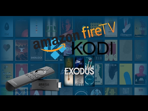 Kodi How to Install Exodus on the Amazon FireTv Stick