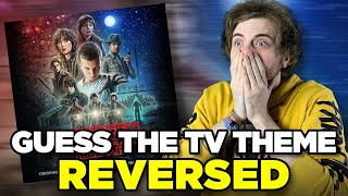 The HARDEST Reverse TV Themes Quiz Ever