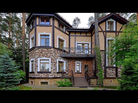 Лот 21150 - Дом на продажу 650 кв.м, деревня Жуковка, Рублево-Успенское шоссе