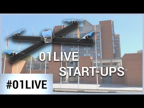01LIVE à Toulouse pour une spéciale Start-ups !