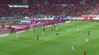 Joshua King goal for Norway vs Belgium 1-1