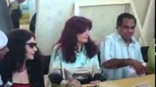 وأخيراً ظهور فيلم الراقصة الشهيرة نجوى فؤاد  وهي ت
