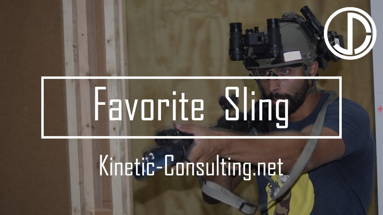 Favorite Sling and How I use it