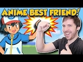 WHO'S YOUR ANIME BEST FRIEND?