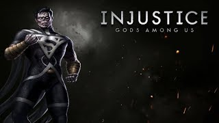 Injustice Gods Among Us Blackest Night Superman Final Battle