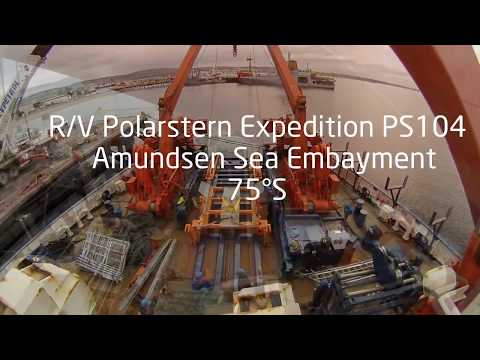Polarstern Expedition to Amundsen Sea
