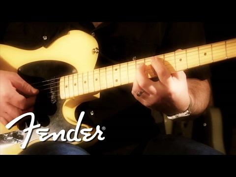 Fender American Vintage 1952 Telecaster Demo