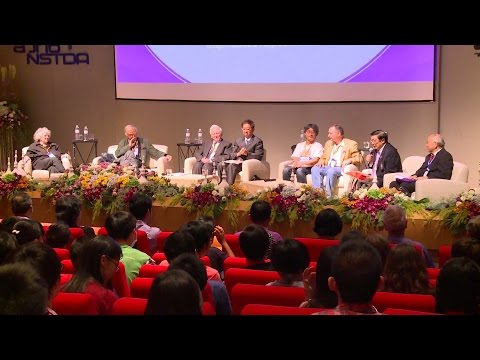 "Panel Discussion: ""How can Science Improve the Future of Mankind?"""