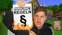 Minecraft, aber OHNE Regeln 😰 (DU darfst ALLES!)