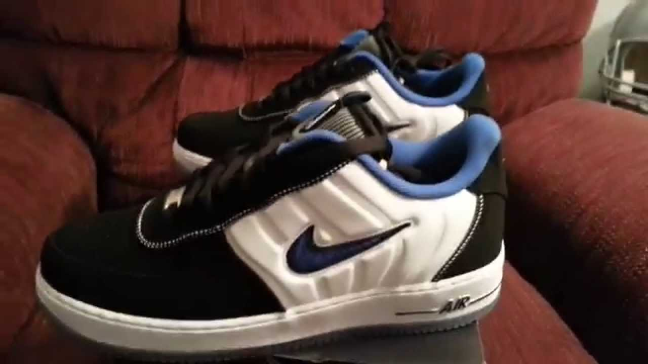 6b940c2ac4 Nike Air Force 1 Low Penny Hardaway CMFT HD - YouTube