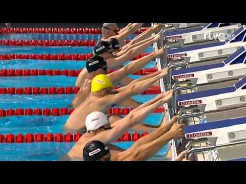 Men's 4x100m Medley relay final 15th FINA World Championships Barcelona 2013
