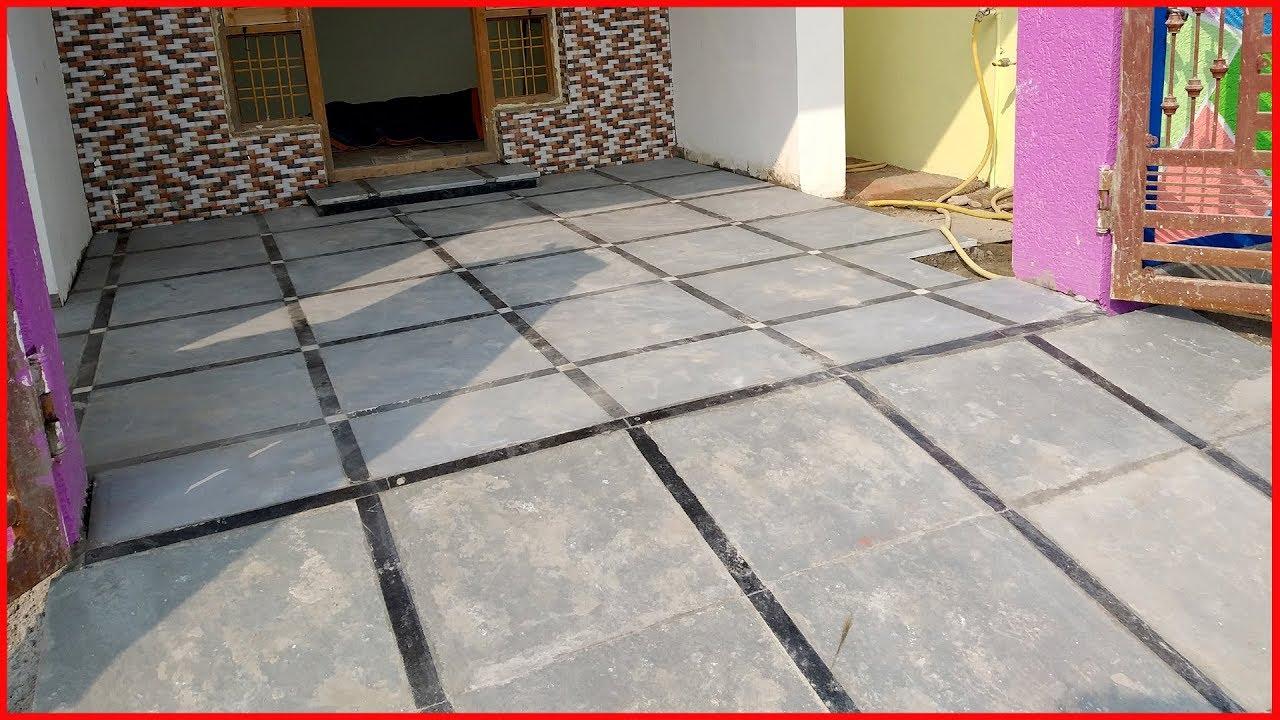 Kota Stone Parking Floor Tandure Natural Stone