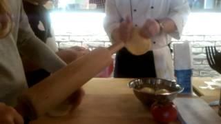Мастер класс по приготовлению татарского блюда