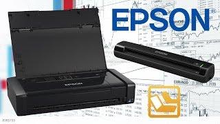 Видео обзор принтера Epson WF 100W и сканера Epson DS 30