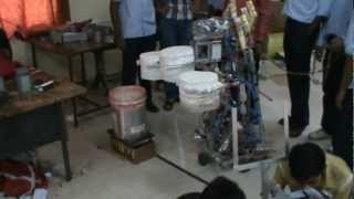 ROBOCON 2013 - Pimpri Chinchwad College of Engineering, Pune-44 HD