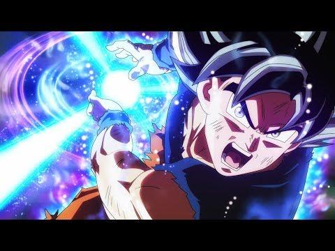 Goku Mastered Ultra Instinct vs. Jiren  - Flow Hero Song of Hope AMV