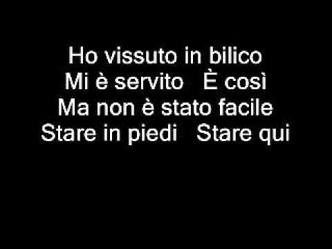 Noemi - Bagnati Dal Sole Testo - YouTube