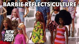 Mattel's Barbie 'Extra' dolls with diverse body types, skin tones go on sale | New York Post