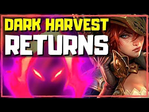 Revival of DARK HARVEST Miss Fortune | Iron to Diamond Episode #71 (Season 9)