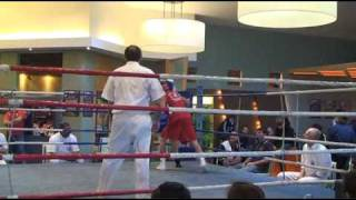 Boxing South East Qld Titles Round 3