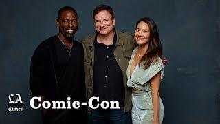 'The Predator' cast share some memories from the original film   Comic-Con