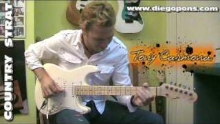DIEGO PONS -  TONY CARMONA