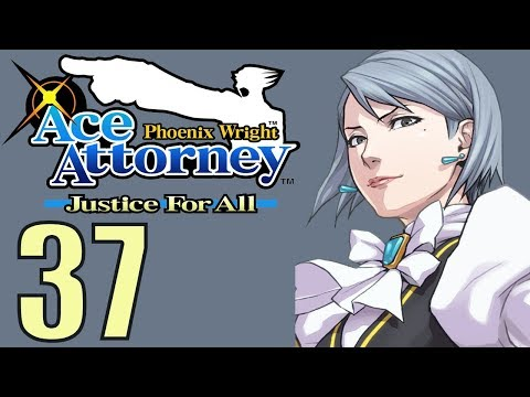 Phoenix Wright Ace Attorney: JFA -37- Our New Secretary?