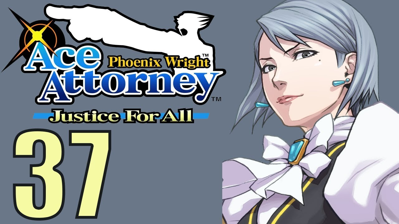 Phoenix Wright Ace Attorney Jfa 37 Our New Secretary Youtube Her justice for all play through is shaping up to be this as well: youtube