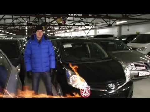 Характеристики и стоимость Nissan Note 2011 цены на машины в Новосибирске