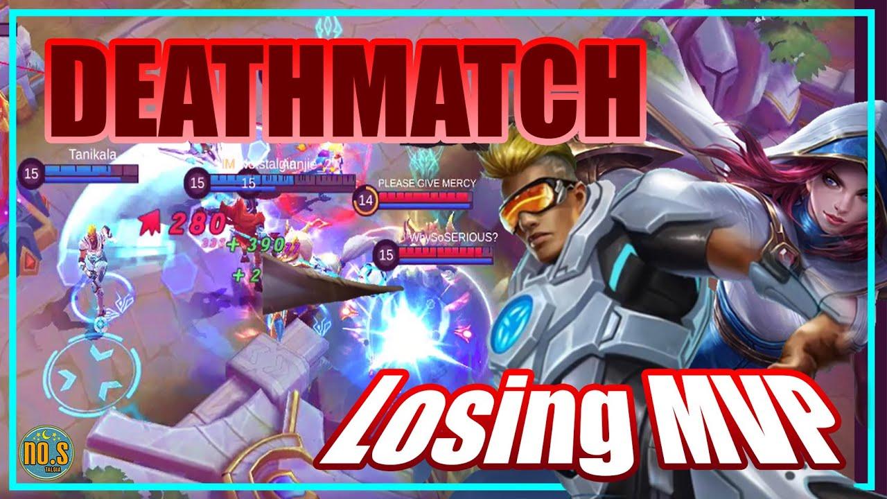 Deathmatch (MUST-TRY) - Losing MVP Gameplay