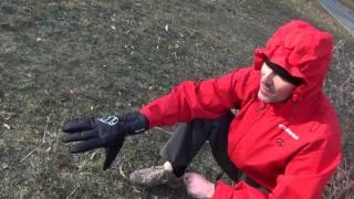 Zimní rukavice - RADÍ ŠTĚRBA KOLA