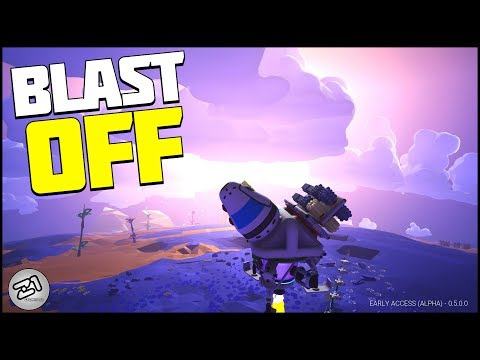 Journey to New Planet to Find Lithium ! Going to Arid ! Astroneer Research Update E4 | Z1 Gaming