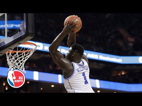 Breaking down Zion Williamson film: Athleticism 'literally off the charts'  2019 NBA Draft Preview